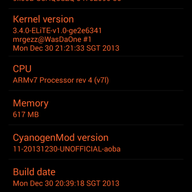 Highly Functional KitKat Build for the Sony Xperia Ion
