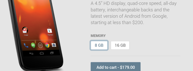 WOW: Moto G Google Play Edition Now Available, Starting at $179!