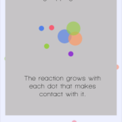 Blast 'em All with Dots: Chain Reaction