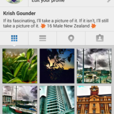 Tired of Being Left Behind? iOS7 Instagram for Android