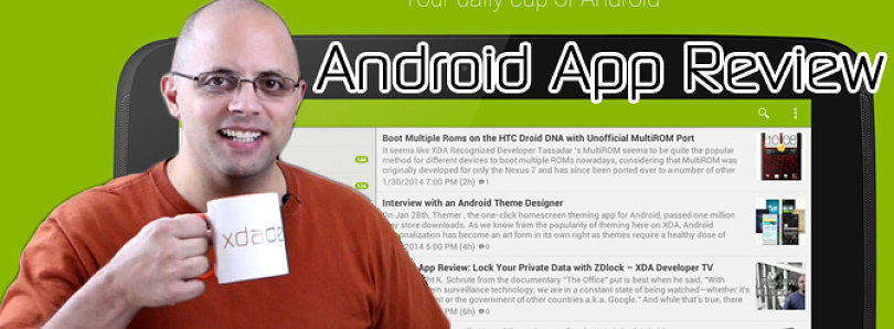 Android App Review: Get Your Morning Cup of Coffee with Android Hub – XDA Developer TV
