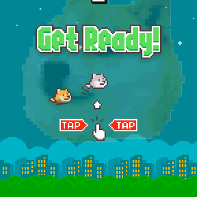 Much Flappy, So Bird–Flappy Doge Takes the Stage