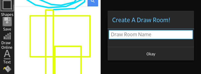 Scribble With Your Friends Online With Floating Draw Update
