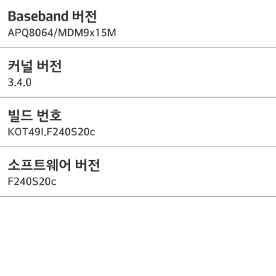 KitKat Starting to Roll Out to Korean Variants of the LG Optimus G Pro