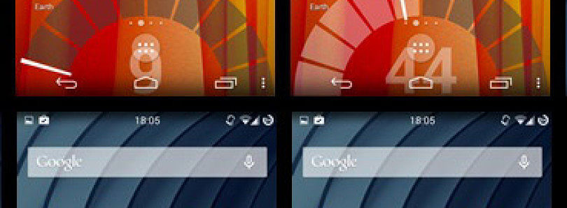 Battery Wallpaper Brings Your Battery Level to Your Home Screen