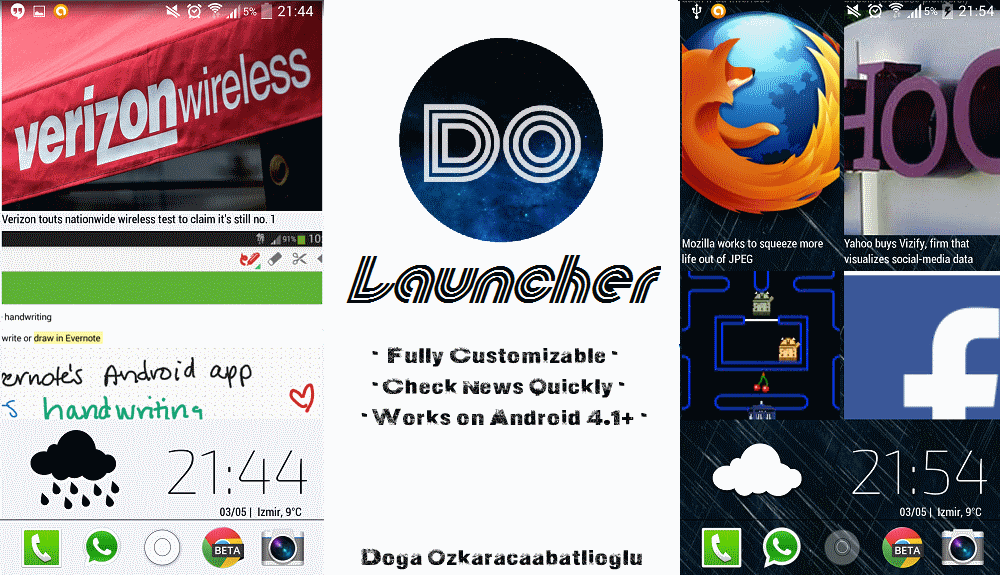 DO Launcher Rises From the Ashes and Enters Beta Stage
