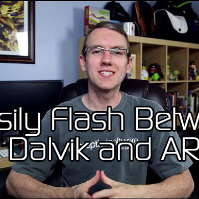 Nokia X Camera Ported, Easily Flash Between Dalvik and ART, CF.lumen Released by Chainfire! – XDA Developer TV