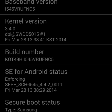 Android 4.4.2 KitKat Rolling Out to the Verizon Galaxy S 4