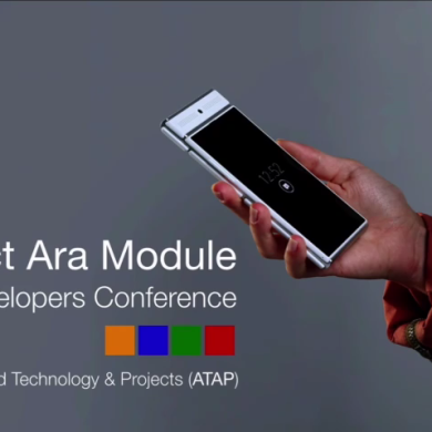 Google ATAP Details Project Ara in Developers' Conference
