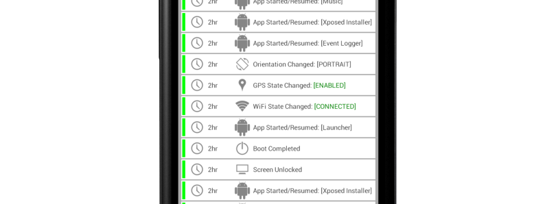 Keep Track of Everything Your Device Does with Event Logger