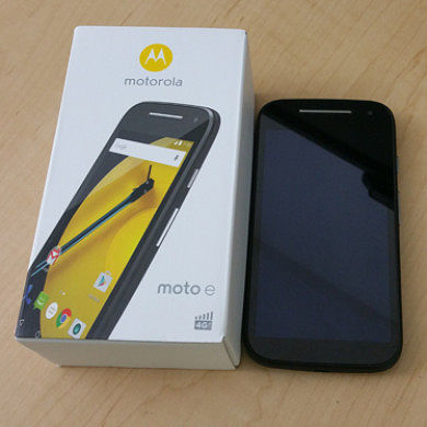 Moto E 2nd Gen 2015 – Device Review