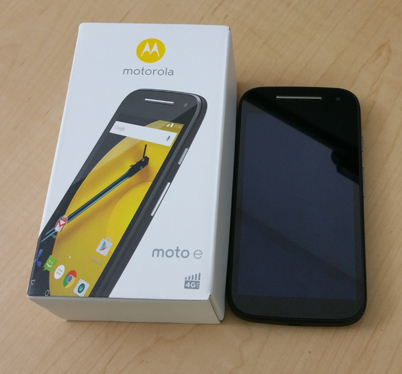 Moto E 2nd Gen 2017 Device Review