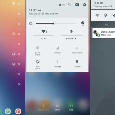 Samsung Advanced UI: This New TouchWiz UI is a Giant Leap Forward, Two Steps Back