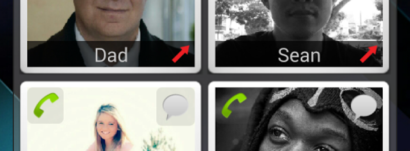 Intelligently Place Contacts on Your Home Screen with CallWho Widget