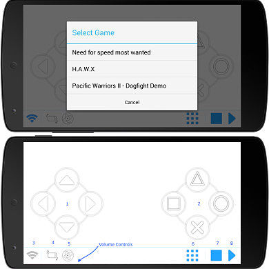 Turn Your Android Device into a Fancy, Motion-Sensing Wireless Gamepad for Windows