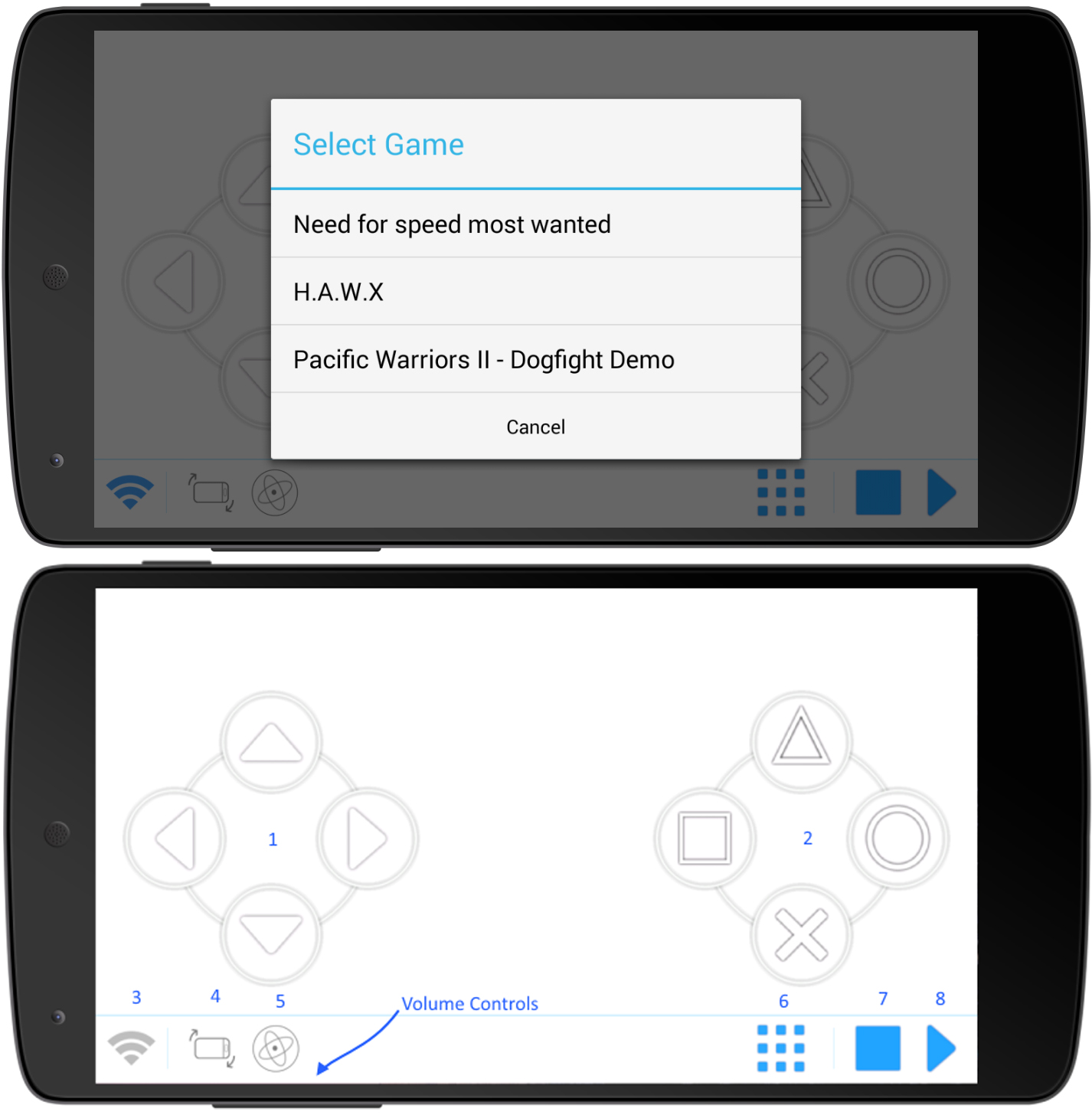 Download virtual gamepad for pc   Remap Xbox One controller