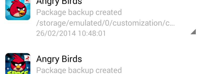 Easily Backup and Restore Applications with Apps Backup