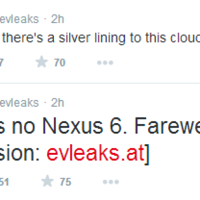 Could the Nexus Program Come to a Halt This Year in Favor of Android Silver?