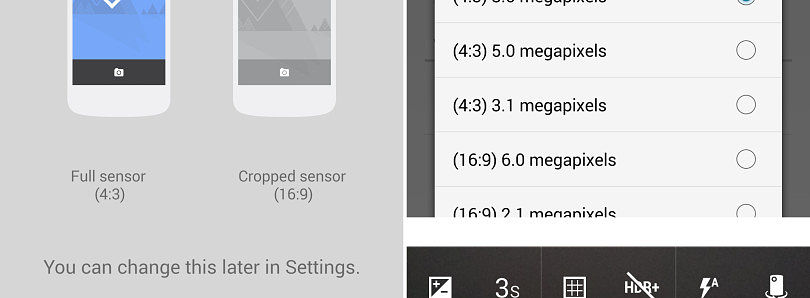 APK] Google Camera 2 2 Brings Self-Timer, 16:9 Capture, and Two New