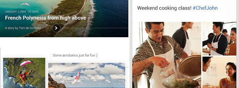 [Updated APKs] Google+ 4.4 Brings Updated UI, Auto Awesome Stories and Movies, Many More Photo-Related Goodies!