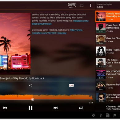 My Cloud Player 9 for SoundCloud Brings Local Audio Playback and More!
