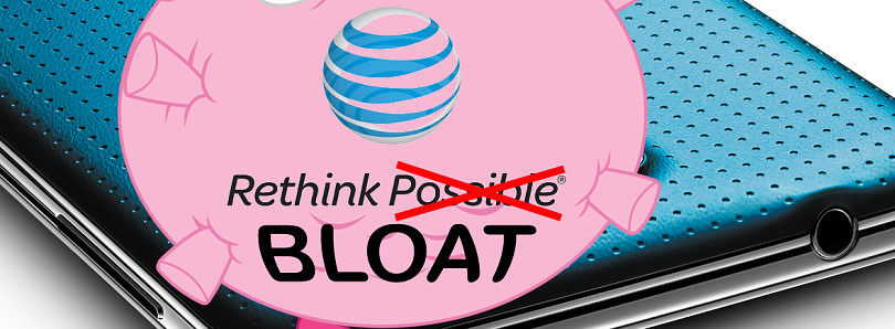OTA Brings 47 MB of Added Bloat to the AT&T Galaxy S5