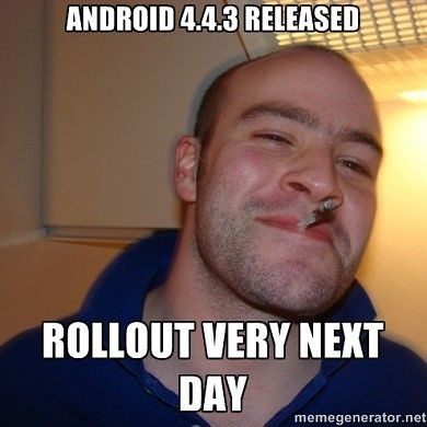 Android 4.4.3 Rolling Out to Moto X, E, and G Starting Today!