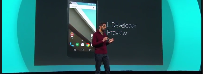 "Android ""L"" Developer Preview Available Tomorrow: Material Design, ART Now Default, Improved Performance and Battery Life, and Much More!"