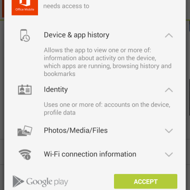 Play Store Permissions Change Opens Door to Rogue Apps