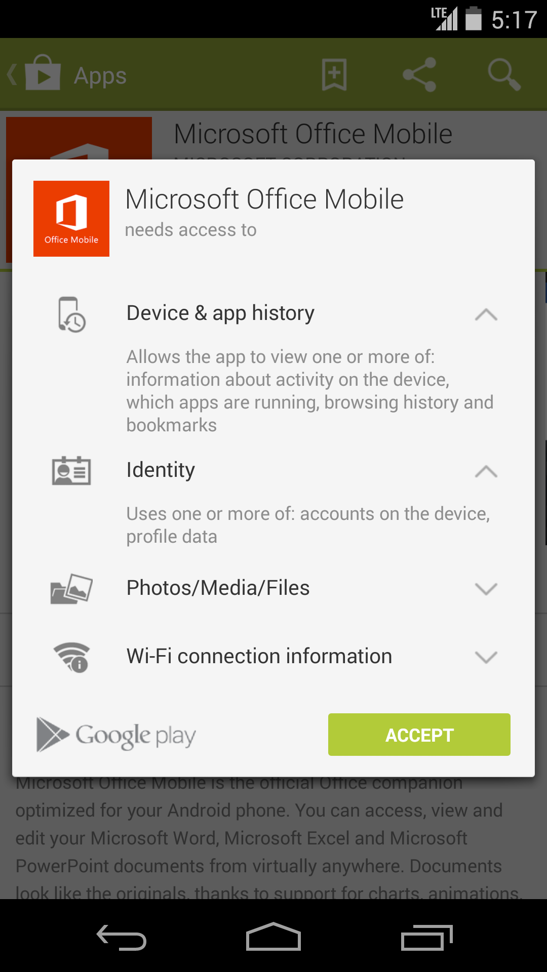 Android Permission Write_External_Storage play store permissions change opens door to rogue apps
