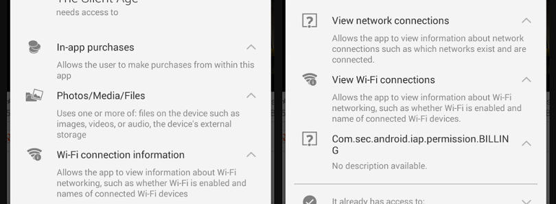 Fix the New Google Play Store Permissions System Using Xposed
