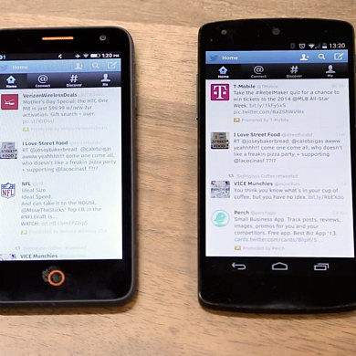 Firefox OS Apps Can Now Run on Android