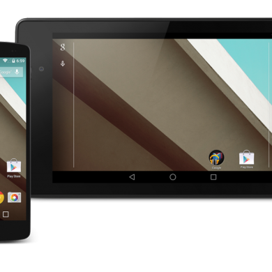 Root Android L Developer Preview on the Nexus 5 and 7