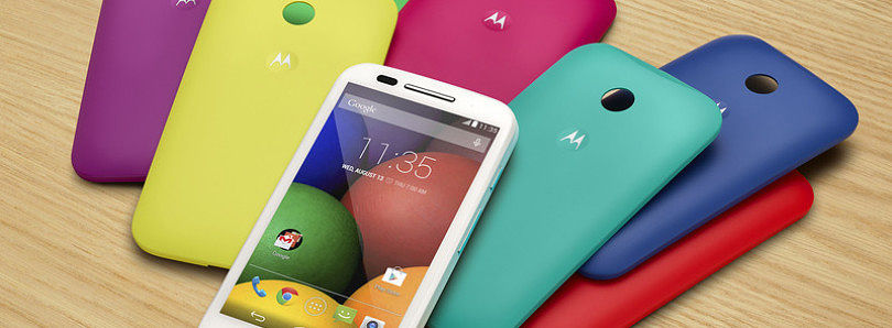 The Moto E is One Step Closer to Source-Built ROM Goodness