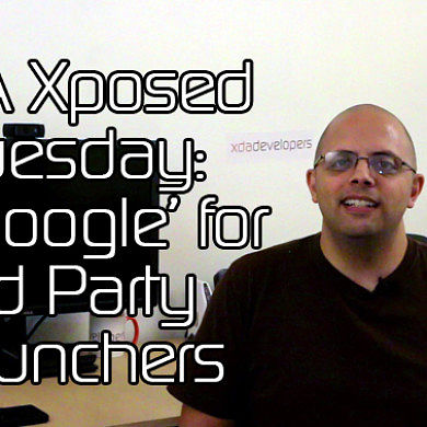 XDA Xposed Tuesday: 'Ok Google' for 3rd Party Launchers – XDA Developer TV
