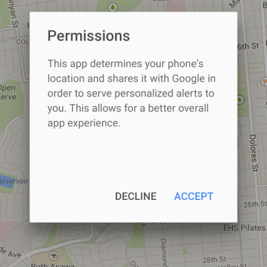 Exclusive: Android L to Add Granular Permissions Prompts