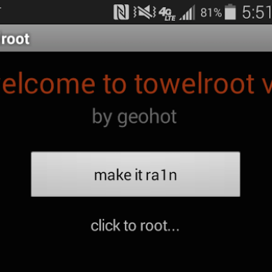 BREAKING: Geohot Roots the Verizon and AT&T Galaxy S5 (and Almost Everything Else) with Towelroot!