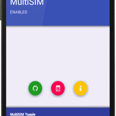 Easily Toggle Your Device's Multi-SIM Functionality