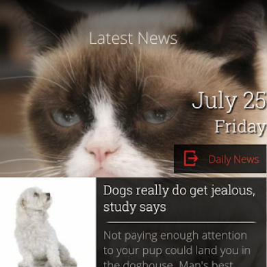 Have all the News at Your Fingertips with VOS News