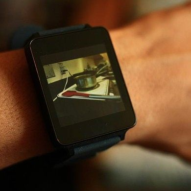 Monitor What Your Phone's Camera Sees with Android Wear