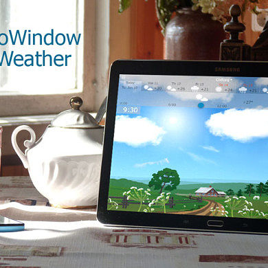 YoWindow Weather: Mobile Weather has Never Looked So Great