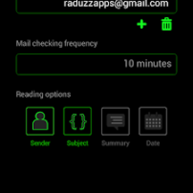 Have Your Gmail Read to You by Mail Reader for Gmail