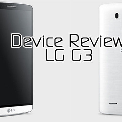 Device Review: LG G3
