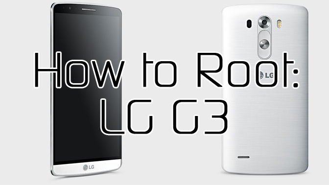 How to Root the LG G3 - XDA Developer TV