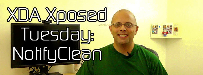 XDA Xposed Tuesday: Clean Your Notification Panel – XDA Developer TV