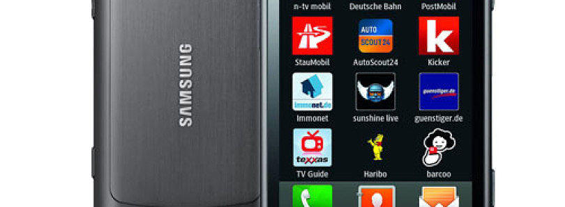 Samsung Wave and Wave 2 Receive Multi-Boot Functionality