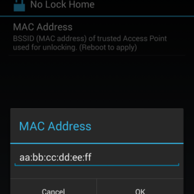 Toggle Your Lock Screen When at Home with the No Lock Home Xposed Module