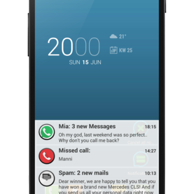 Floatify Goes Beyond Android L-Style Notifications with Direct Actions and More