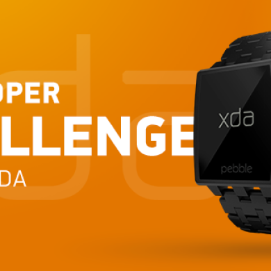 And the Winners in the XDA Pebble Development Challenge Are…