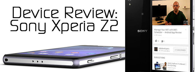 Device Review: Sony Xperia Z2